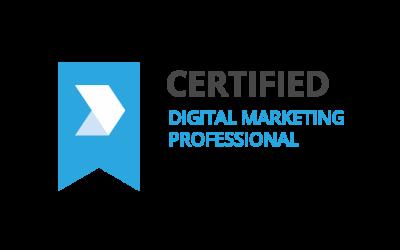 المُحترف المعتمد في التسويق الرقمي (CDMP)