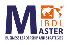 الرخصة الدولية لقيادة الأعمال المُستوى القيادي IBDL Master