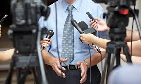 عمل مقابلات صحفية إحترافية