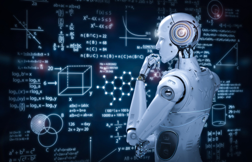 3d,Rendering,Robot,Learning,Or,Machine,Learning,With,Education,Hud